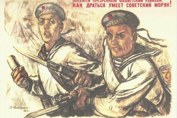 テルニャシュカ 海軍