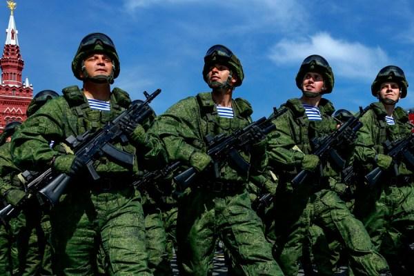 ロシア軍 最新 装備