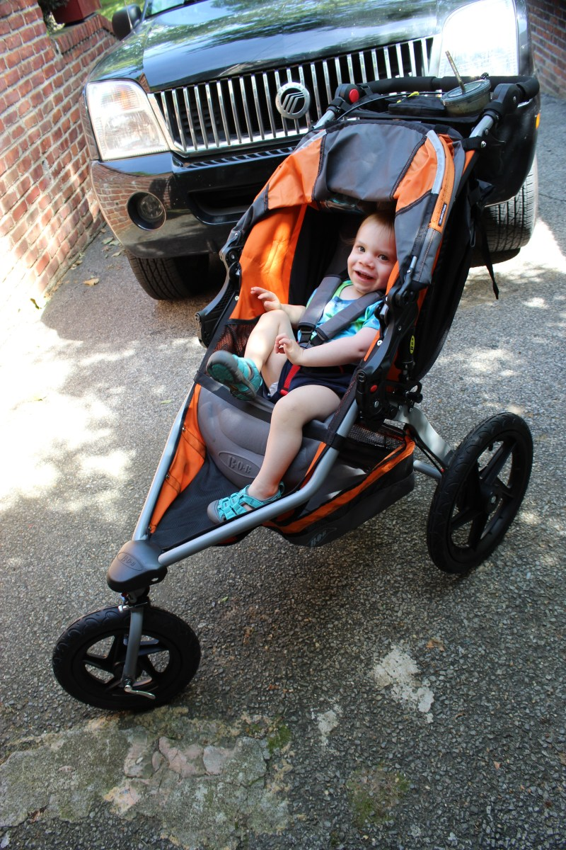 The B.O.B. Revolution PRO and Revolution Flex - the Latest and Greatest of B.O.B. Strollers #BOBsays