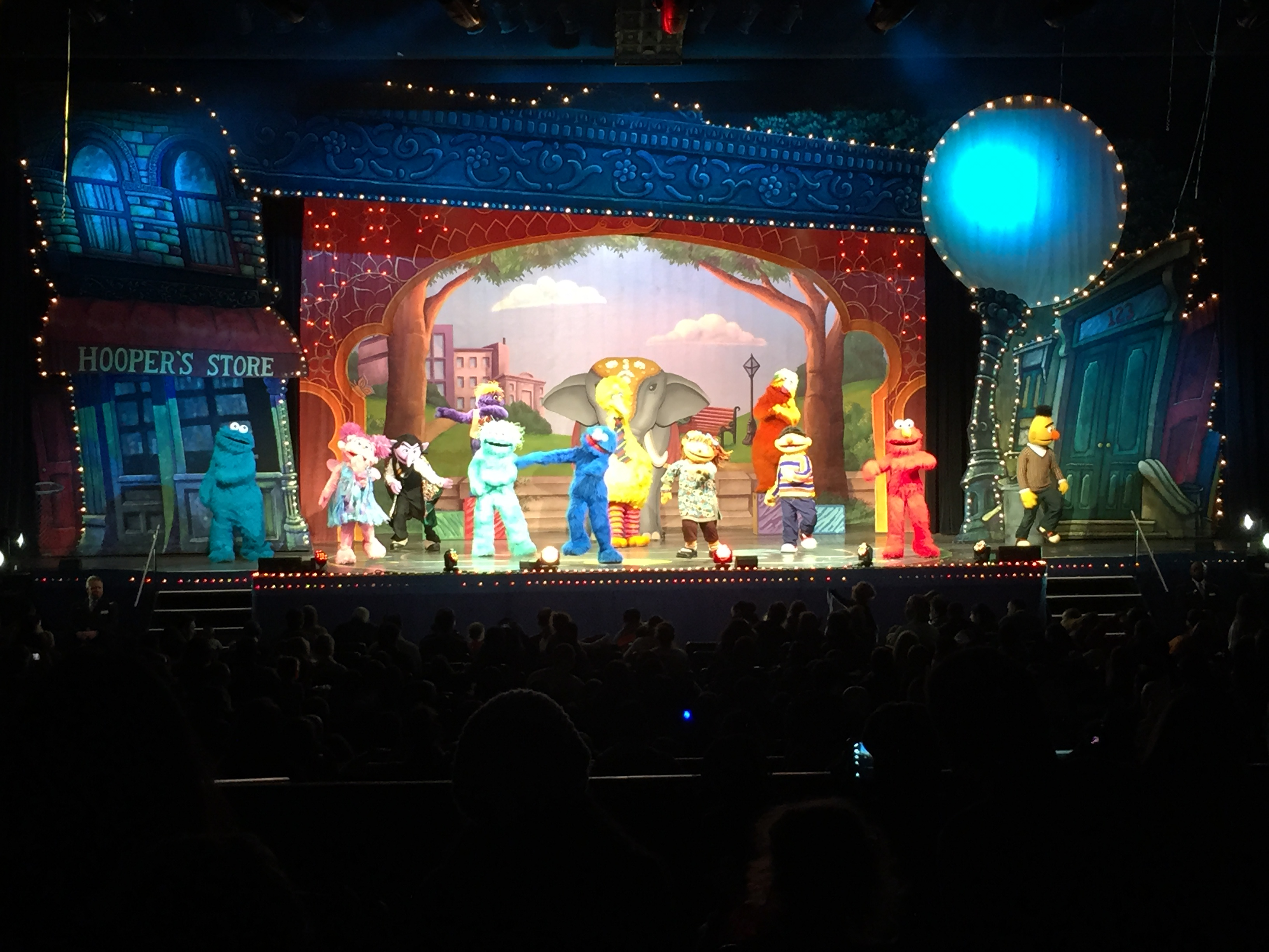 Sesame Street Live   Review U0026 Last Minute Ticket Giveaway!