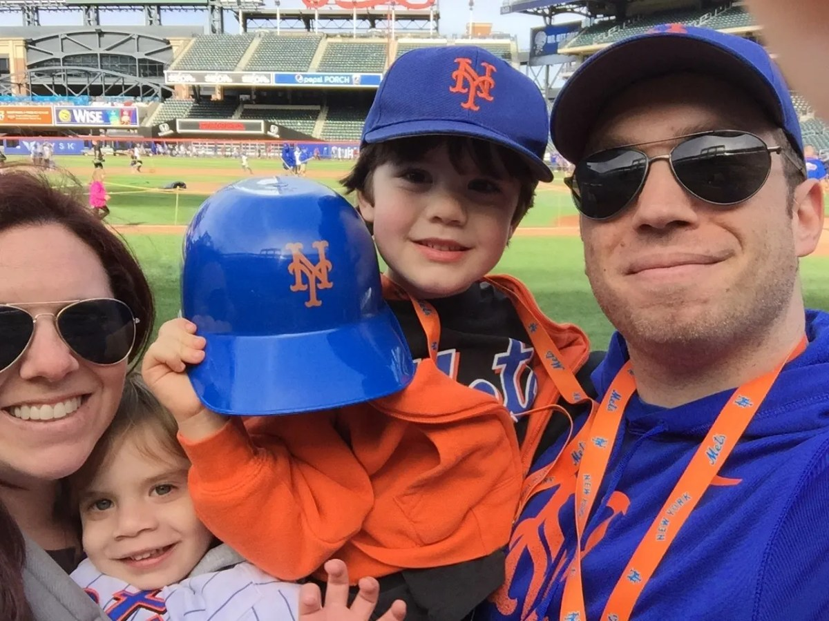 Making Memories One Game at a Time With the NY Mets  #MetsMoms