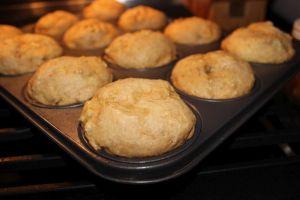 Mmmmmmmm. Fresh out of the oven!