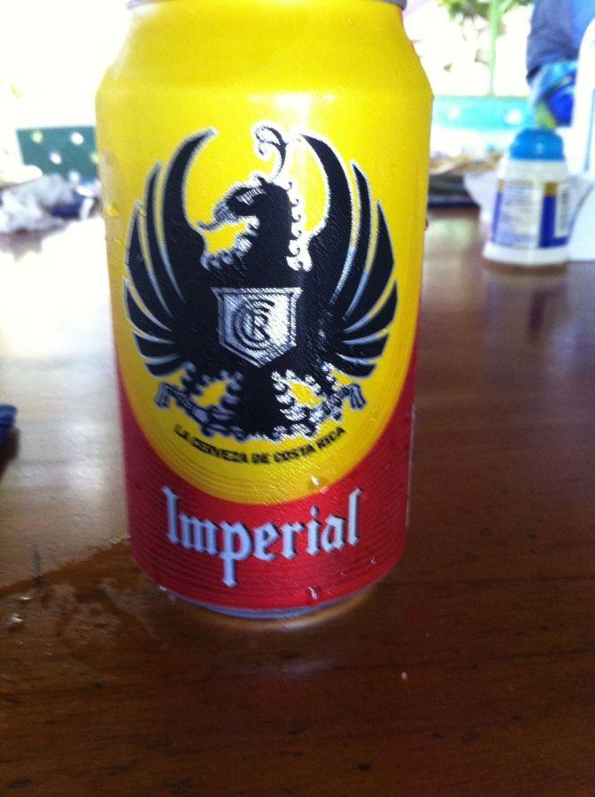 Imperial beer.