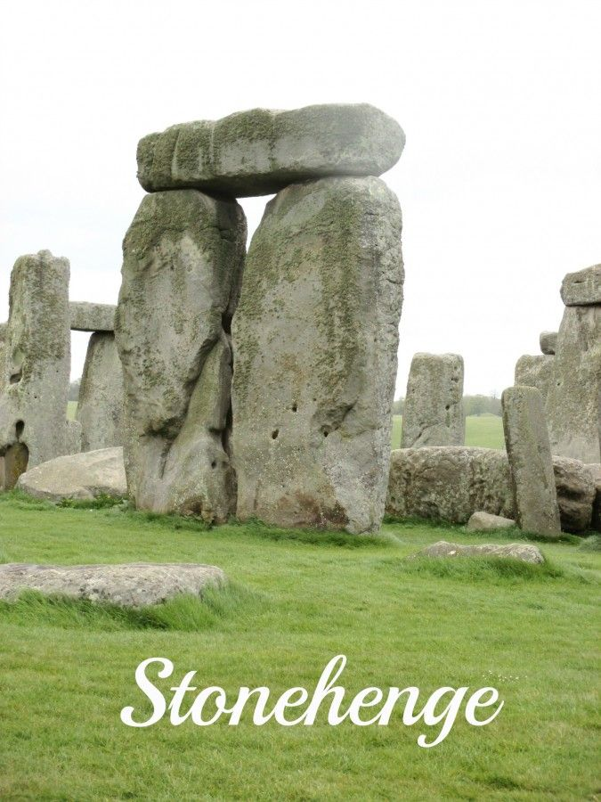 Stonehenge. Our visit to this amazing place!