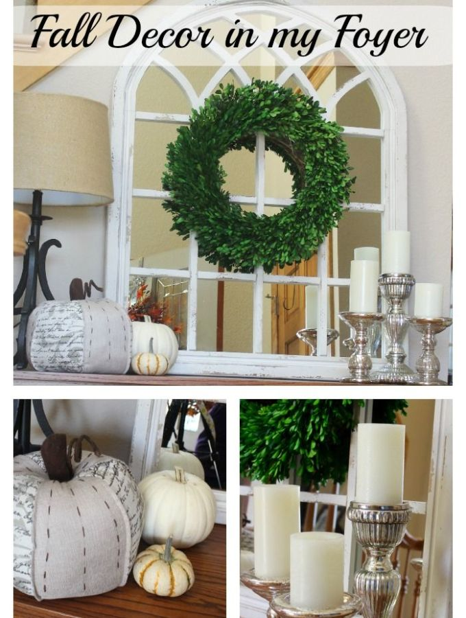 Fall Decor, Some Decor Rules & NEED some advice!