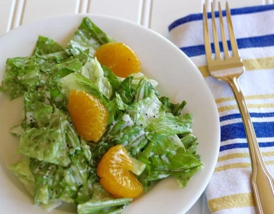 Easy Three Ingredient Salad