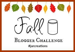 Fall blogger challenge