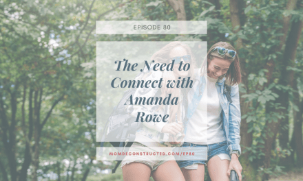 Episode 80: The Need to Connect – with guest-host Amanda Rowe