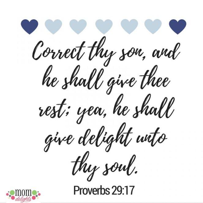 Proverbs 29:17 training children, getting children to behave, happy children, hopeful children, peaceful children, peaceful home, peaceful homeschooling