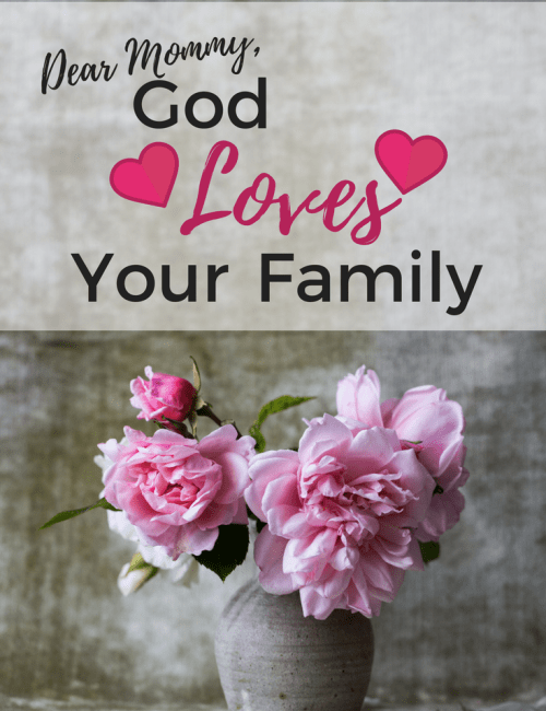 God Loves Your Family