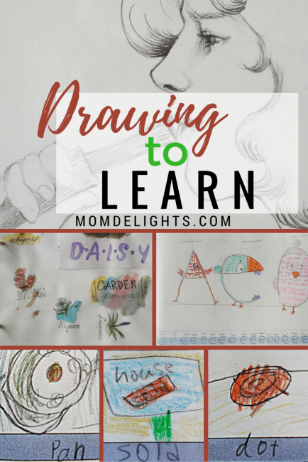 Drawing to Learn