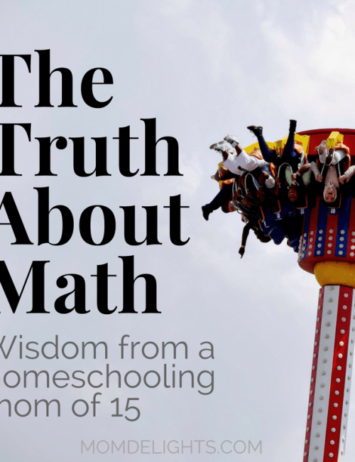 The Truth About Math