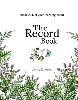 The Record Book cover Front