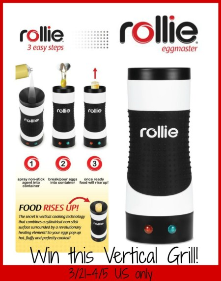 rollie egg master cooking system giveaway