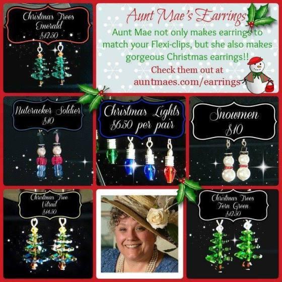 auntmaes earrings