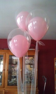 double bubble pink
