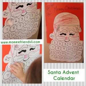 santa advent