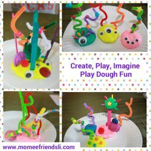playdoughsturctures