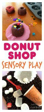 donut sensory