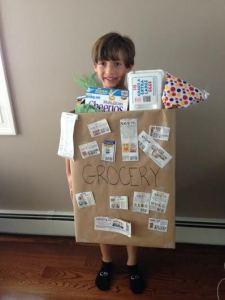grocery costume