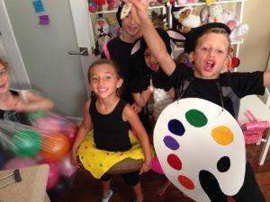 group costume