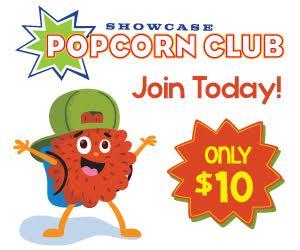 popcorn club showcase