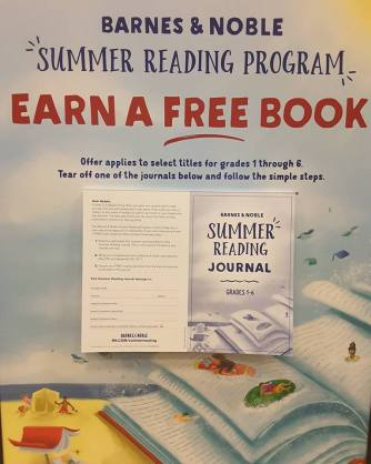 barnes and noble summer reading 2018