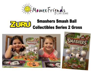 zuru toys smashers