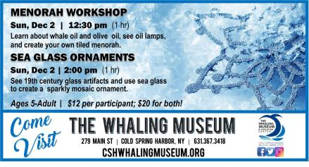 whaling holiday