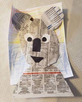 newspaper koala 2