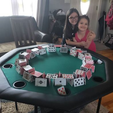 build a castle 64 slot together cards