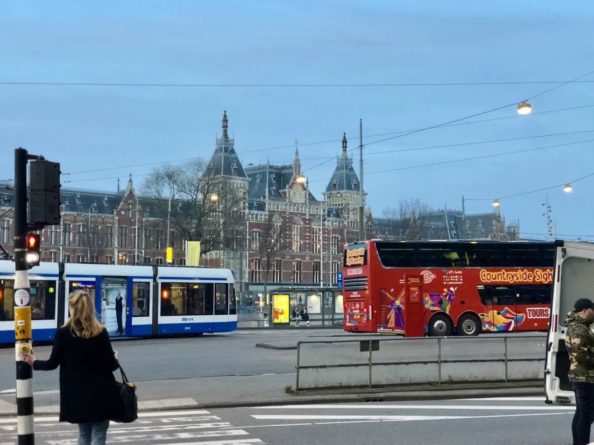 AMSTERDAM a great experience