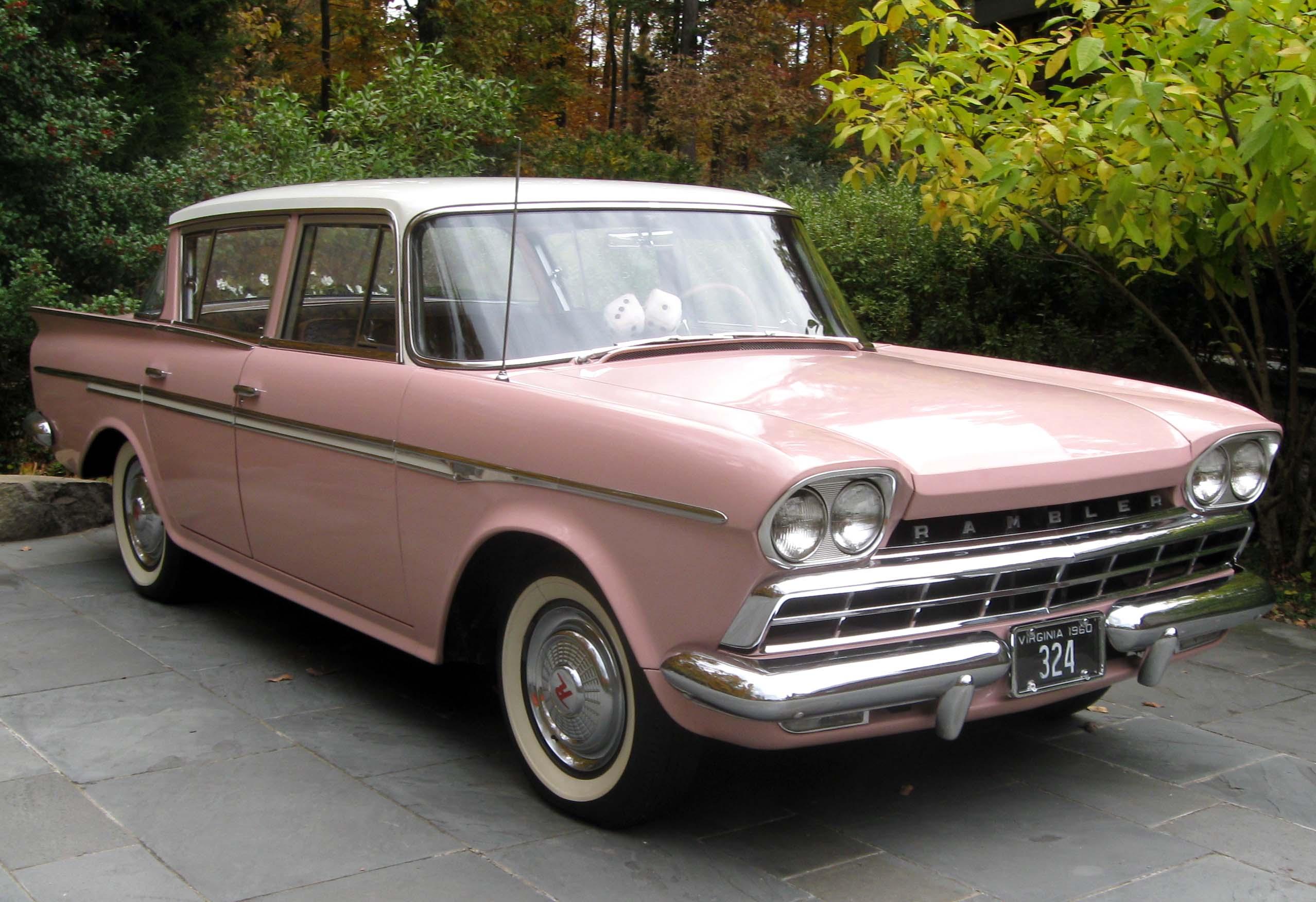 1960 American Motors Rambler 6 Information And Photos