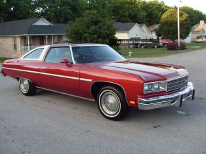 1976 Chevrolet Caprice  Information and photos  MOMENTcar