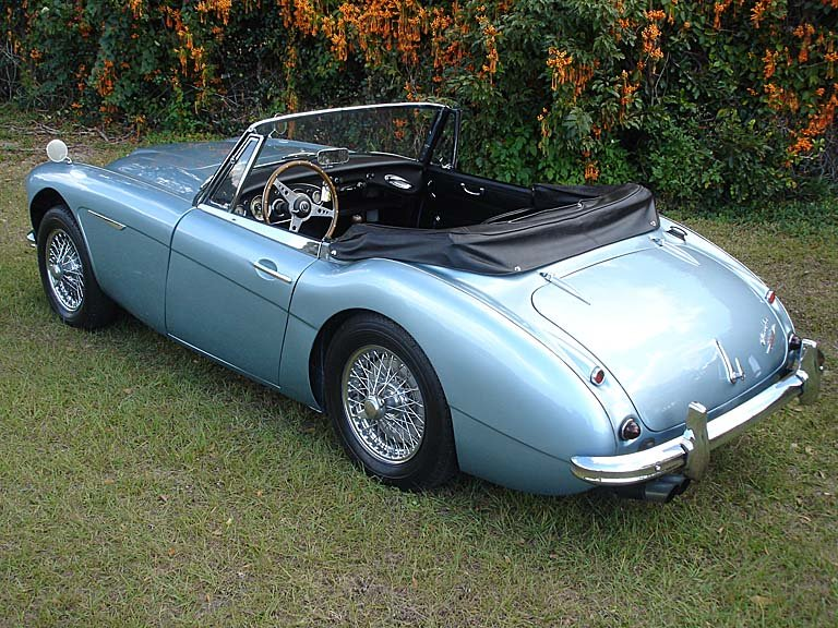 1963 Austin Healey 3000 Mk III   Information and photos   MOMENTcar     Austin Healey 3000 Mk III 1963  7