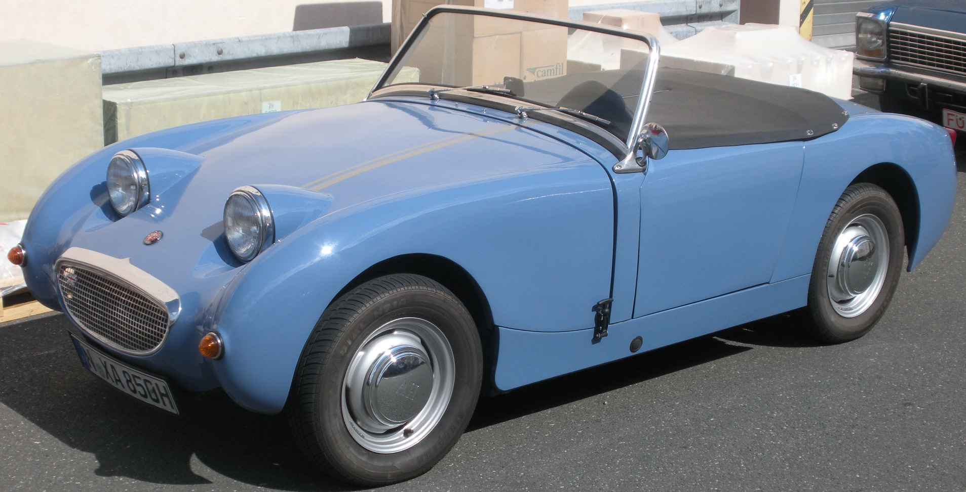 1961 Austin Healey Sprite   Information and photos   MOMENTcar     Austin Healey Sprite 1961  1