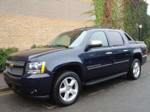 2012 Chevrolet Avalanche  Information and photos  MOMENTcar