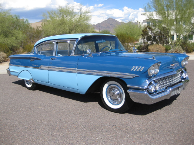 1958 Chevrolet Biscayne   Information and photos   MOMENTcar Chevrolet Biscayne 1958  5 Chevrolet Biscayne 1958  5