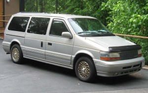 1994 Chrysler Town and Country  Information and photos