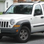 2007 Jeep Liberty Information And Photos Momentcar