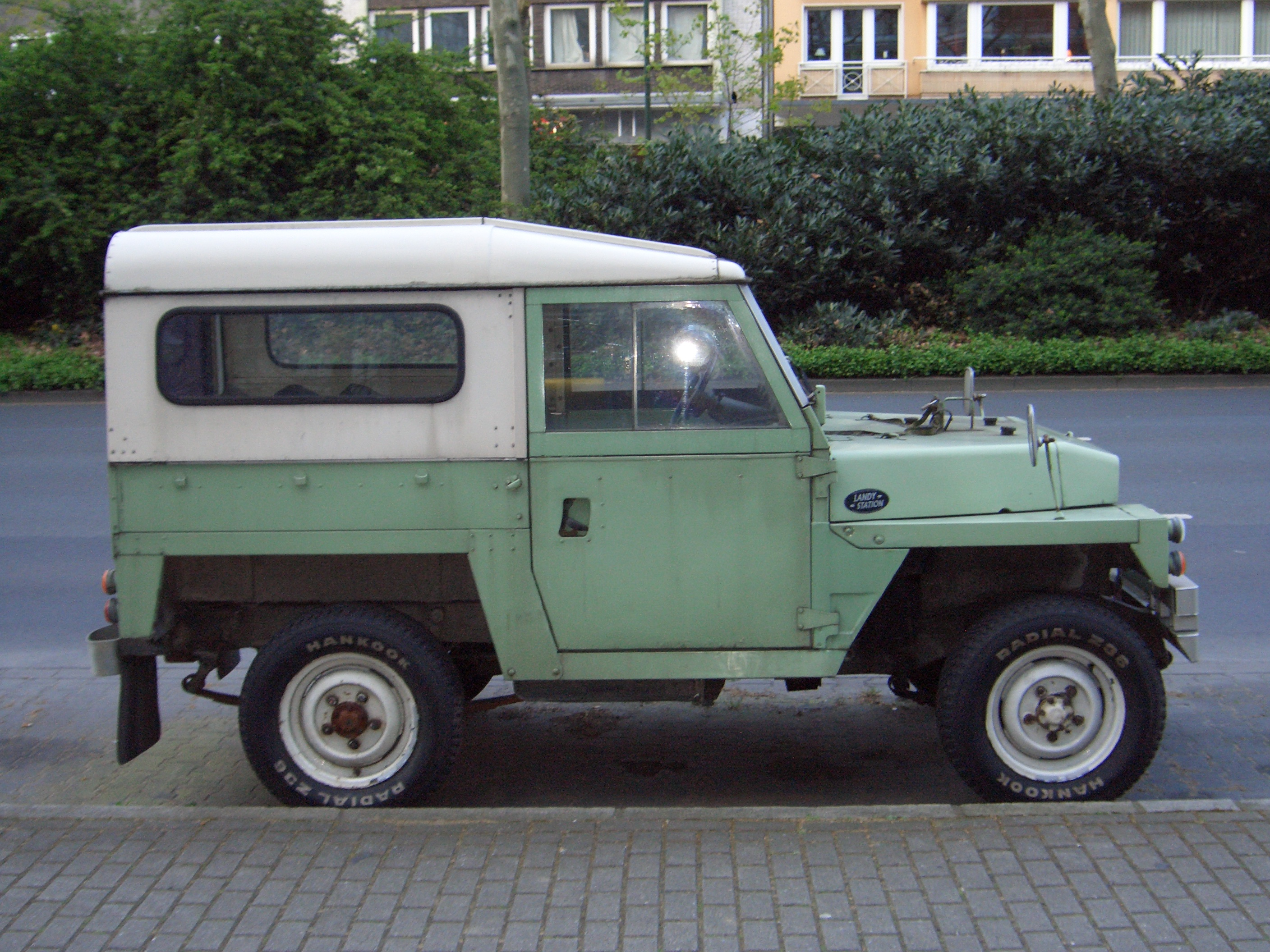 Land Rover Lightweight Series 3 For Sale