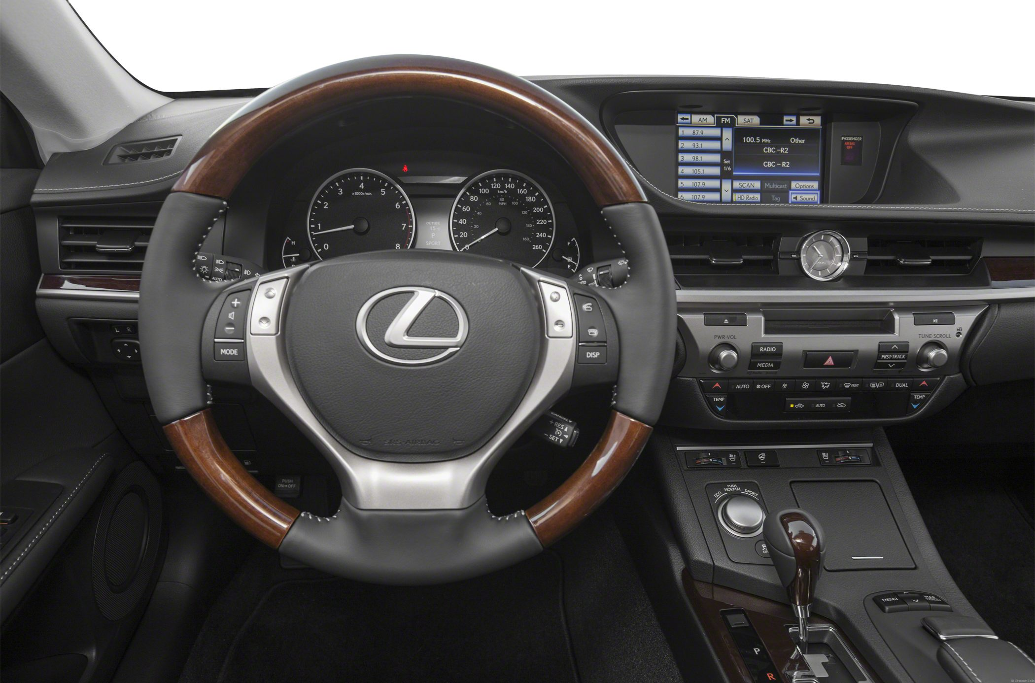 Lexus ES 350 Information and photos MOMENTcar