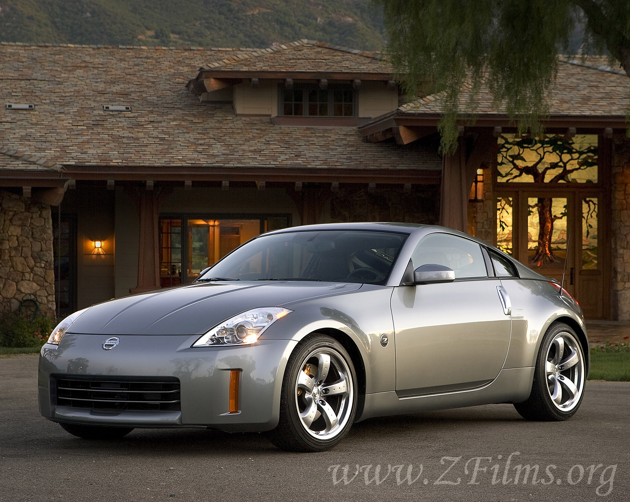 2008 Nissan 350z Information And Photos Momentcar