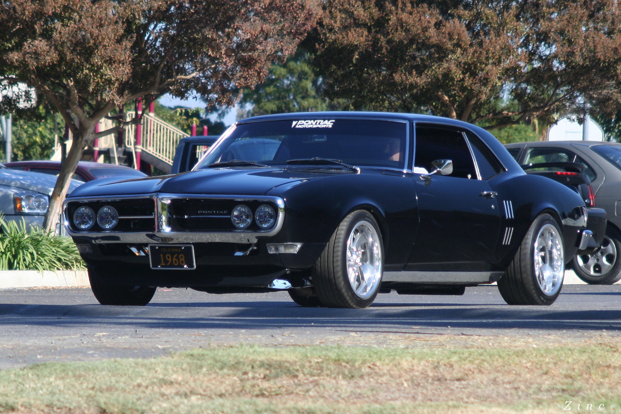 Image result for 1968 firebird silver black