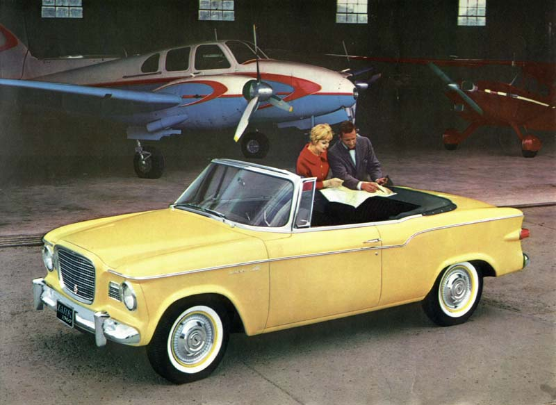 1961 Studebaker Lark   Information and photos   MOMENTcar     Studebaker Lark 1961  10