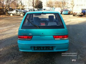 1997 Suzuki Swift  Information and photos  MOMENTcar