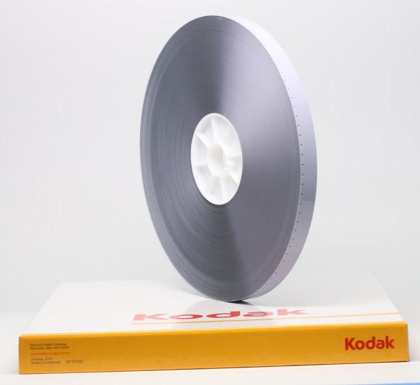 New KODAK White Acetate Leader 1,000 ft. - Single ...