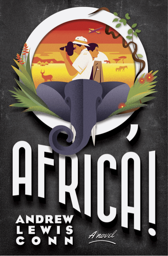 O, Africa! by Andrew Lewis Conn