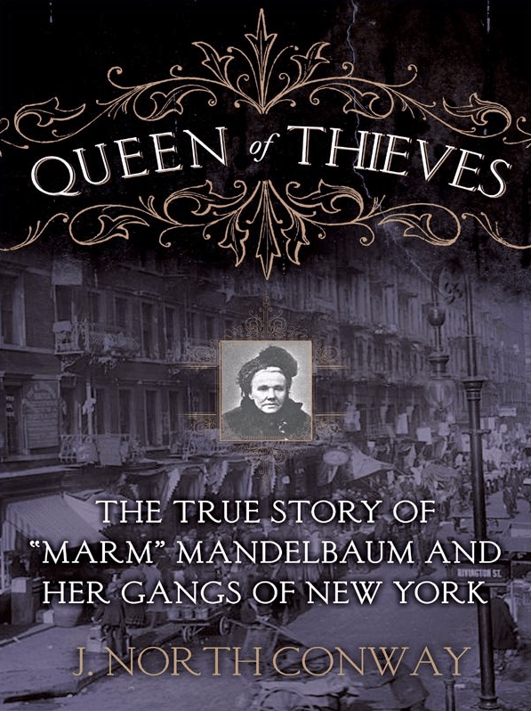 Queen of Thieves by J. North Conway