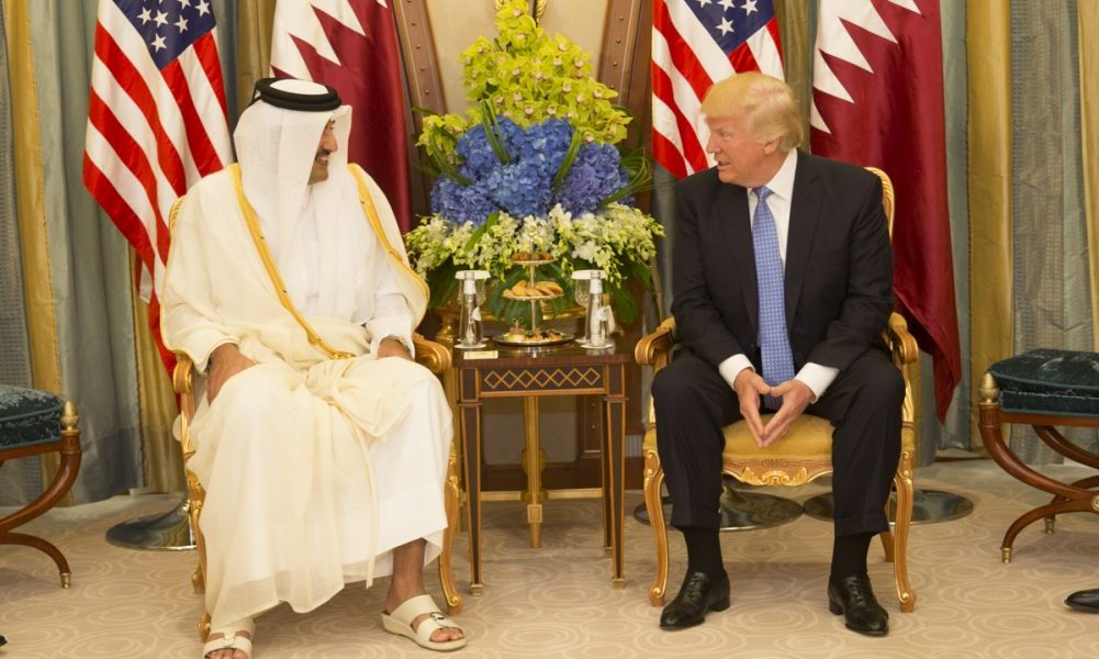 Trump Qatar